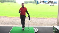 How To Take Out The Hands During The Golf Swing Video - by Peter Finch