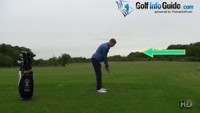How To Trap Your Golf Iron Shots Video - by Pete Styles