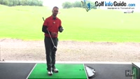 Hovering The Driver At Address Reduces Tension in the Backswing Video - by Peter Finch