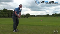 How To Use An Upright Golf Swing Video - by Peter Finch