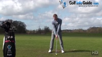 How To Use The Right Elbow In The Golf Swing Video - by Pete Styles