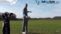 How To Use Your Eyes Before A Golf Tee Shot Video - Lesson by PGA Pro Pete Styles