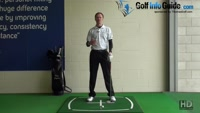 How Will Choking Down Help Me Improve My Golf Ball Strike? Video - by Pete Styles
