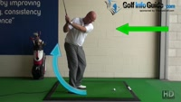 The Real Reason Why a Draw Shot Creates More Distance - Senior Golf Tip Video - by Dean Butler