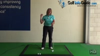 How and Why you Should  be  Accelerating  at the Bottom of Your Golf Swing, Tips for Women Golfers Video - by Natalie Adams