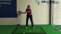 How and Why: A Proper Connected Golf Swing Creates Improved Accuracy and Distance - Women Video - by Natalie Adams