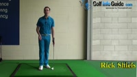 How do I Create Back Spin on a Golf Ball Video - by Rick Shiels