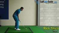 How do I Hit a Simple Golf Flop Shot Video - by Rick Shiels