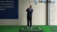 How the Clubs Bounce Helps with Crisp Pitch Shots Golf Senior Tip Video - by Dean Butler