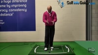 How To Aim The Head Of A Thomas Golf Senior Hybrid Club Video - by Dean Butler