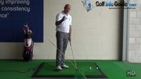 How to Check Your Swing  Plane - Senior Golf Tip Video - by Dean Butler