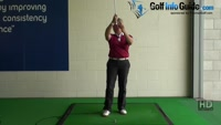 Training Drill to Create the Correct Chipping Technique Video - by Natalie Adams