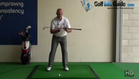 How to Clear your Hips to Help with Accuracy and Distance - Senior Golf Tip Video - by Dean Butler