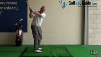 How to Compare a One Plane to a Two Plane Swing - Senior Golf Tip Video - by Dean Butler