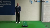How to Correct a Decelerating Putting Stroke Senior Golf Tip Video - by Dean Butler