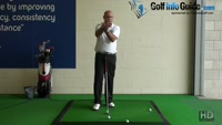 How to Correctly Play the Best Knock-Down Golf Shot Swing Tip for Senior Golfers Video - by Dean Butler