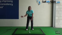 How to Create a Knock-Down Golf Shot, Swing Tip for Women Video - by Natalie Adams