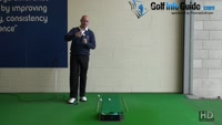 How to Create a Solid Putting Stroke Keep the Left Wrist Firm Senior Golf Tip Video - by Dean Butler