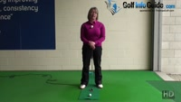 How to Deal with Long Distance Putts Women Putting Tip Video - by Natalie Adams