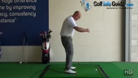 How to Fix Your Golf Slice Full as Possible Shoulder Turn - Senior Golf Tip Video - by Dean Butler