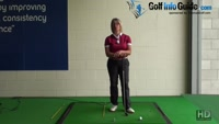 How to Focus on Target when playing Golf Shots Golf Tips for Women Golfers Video - by Natalie Adams