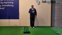 How to Improve your Putting by Controlling Wrist Bend Senior Golfer Tip Video - by Dean Butler