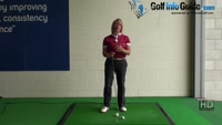 How to Play a Correct Bump-and-Run Golf Shot for Women Golfers Video - by Natalie Adams