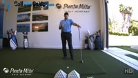 How to Shape Shots Lesson by PGA Pro Tom Stickney