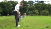 How to Stand the Correct Distance from the Golf Ball Video - by Pete Styles