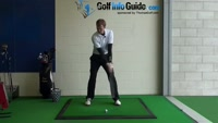 How to Trigger the Downswing, Golf Video - by Pete Styles