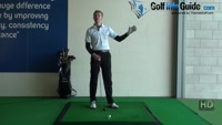 How to be a consistent ball striker Video - by Pete Styles