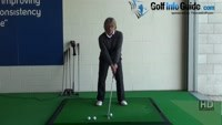 How To Create a Golf Swing With a Wide Takeaway Video - by Natalie Adams
