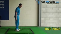How to Create a More on Plane Golf Swing Video - by Rick Shiels