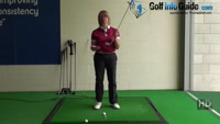 How to Fix My Golf Swing Problem - Ball Hits On The Heel Video - by Natalie Adams