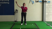 How to Fix My Golf Swing Problem - Ball Hits On The Toe - Ladies Video - by Natalie Adams