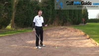 How to hit from a Fairway Bunker, Golf Video - by Pete Styles