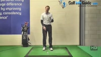 How to hit wedges into firm greens in Golf Video - by Pete Styles