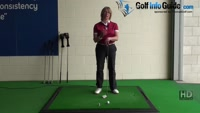 Golf Pro Tip: How to Keep Swing Thoughts Short, Basic Video - by Natalie Adams