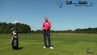 How to pick your golf ball Video - by Pete Styles