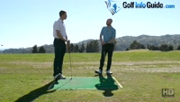 How to start your golf downswing - Video lesson with PGA pros Pete Styles and Matt Fryer