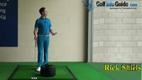 How to Strike Golf Irons Like a Tour Pro Video - by Rick Shiels