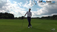Hybrids Hit Down And Punch The Golf Ball From A Bad Lie Video - by Pete Styles