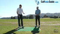 Hybrids from the tee versus hybrid from the deck Video lesson by PGA Pros and Pete Styles and Matt Fryer
