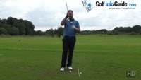 Impacting Spin On The Golf Ball By Accelerating Into Impact Video - by Peter Finch