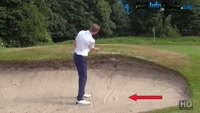 Important Bunker Shot Techniques Video - by Pete Styles
