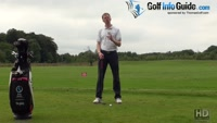 Improve Golf Ball Striking By Keeping Eyes Level Video - Lesson by PGA Pro Pete Styles