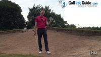 Improve Golf Sand Shots With A Shallower Swing Video - by Pete Styles