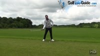 Improve Hip Clearance Golf Drill - Plank The Leg Up Video - by Peter Finch