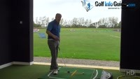 Improve Your Golf Shot Consistency - Eyes Under Shaft Line At Finish Lesson by PGA Teaching Pro Adrian Fryer Video