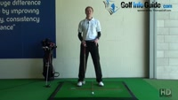 Improve Your Ball Strike - Ball Position Drill, Tour Alignment Sticks Drill Video - by Pete Styles